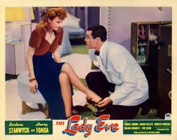 the Lady Eve 1940 shoes